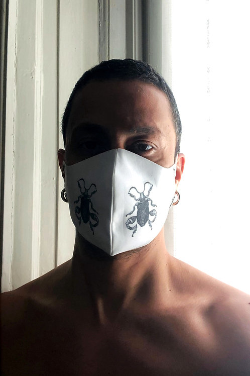 2 INSECTS mask