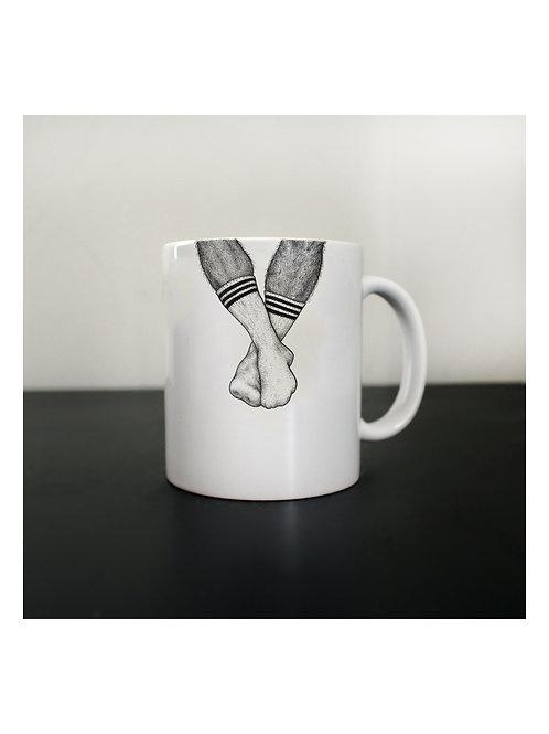 LEGS NIKOS mug