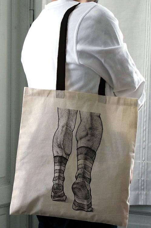 LEGS (ANDREAS) tote bag