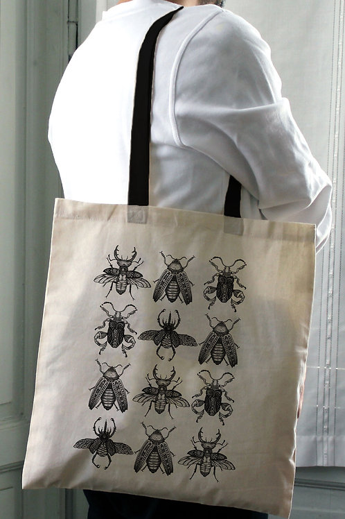 STAGS tote bag