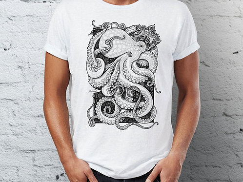 OCTOKING T-SHIRT