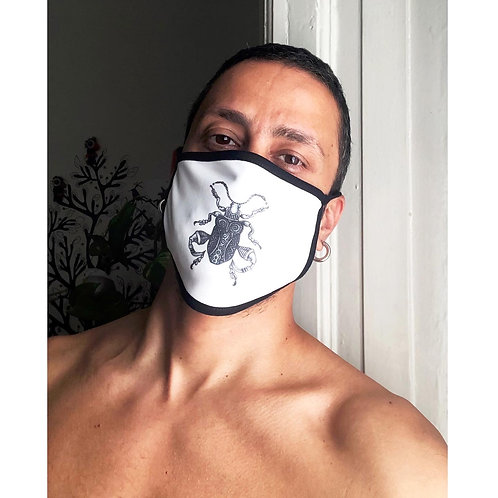 ONE INSECT mask