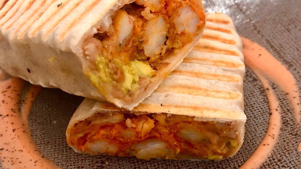 Spring Burritos Camaron