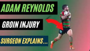 Adam Reynolds Groin Injury Explained! Will It Affect His Grand Final Performance? #NRLGF