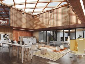 Los espacios híbridos crean nuevas oportunidades de negocio para los hoteles