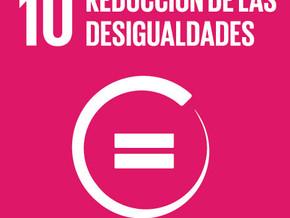 Objetivo 10 del Desarrollo Sostenible Reducir la desigualdad en y entre los países