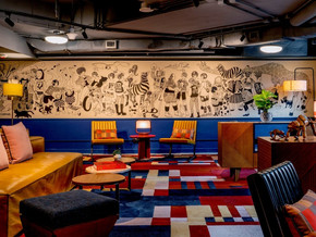 Hotel Design: Engaging Millennials Throughout Their Stay