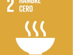 Objetivo 2 del Desarrollo Sostenible Poner fin al hambre, lograr la seguridad alimentaria y la mejor