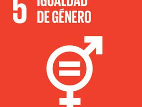 Objetivo 5 del Desarrollo Sostenible Lograr la igualdad entre los géneros y empoderar a todas las mu