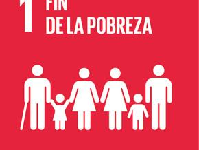 Objetivo 1 del Desarrollo Sostenible Poner fin a la pobreza en todas sus formas en todo el mundo.