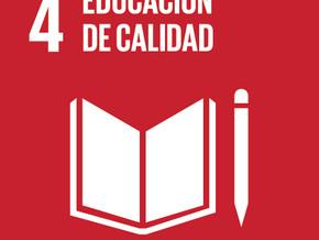 Objetivo 4 del Desarrollo Sostenible Garantizar una educación inclusiva, equitativa y de calidad y p