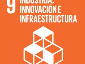 Objetivo 9 del Desarrollo Sostenible Construir infraestructuras resilientes, promover la industriali