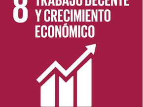 Objetivo 8 del Desarrollo Sostenible Promover el crecimiento económico sostenido, inclusivo y sosten