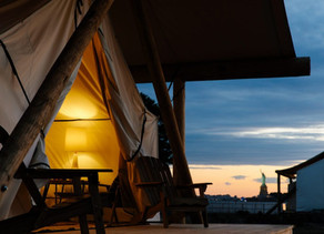 Luxury Accommodations Head Outdoors in Creative Ways