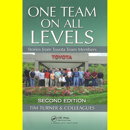 One Team on All Levels - Stories from Toyota Team Members