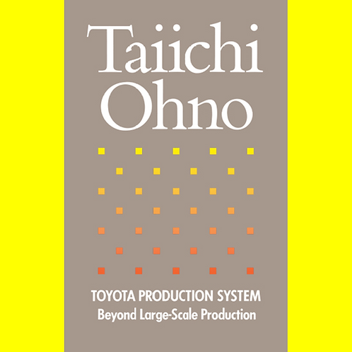 Toyota Production System - Beyond Large-Scale Production