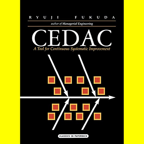 Cedac - A Tool for Continuous Systematic Improvement