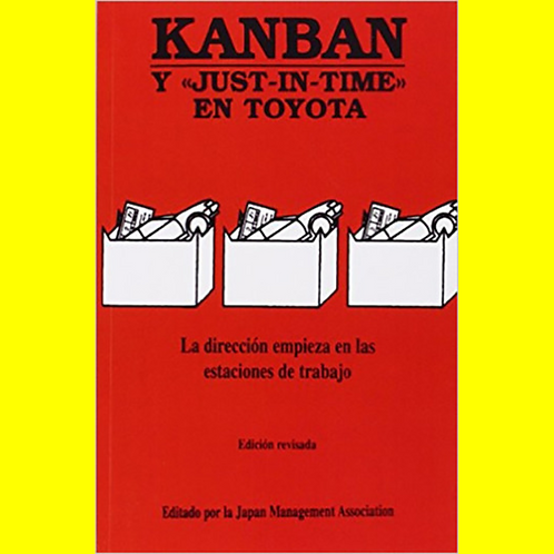 Kanban y Just-in-Time en Toyota