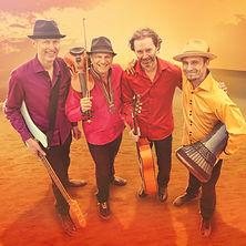 Sultans Quartet in Desert