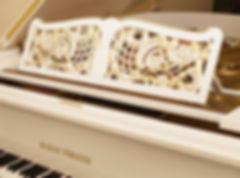Элитный дизайнерский рояль Louis XV рококо (фото)