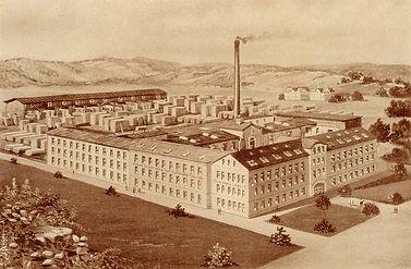 Фортепианная фабрика Аугуст Фёрстер в 1916 году (фото)