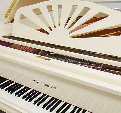 August Forster рояль немецкий классический (фото)