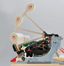 Механизм рояля Каваи (фото)