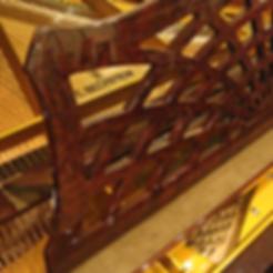 Немецкий рояль Бехштейн (фото)