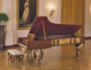 Рояль Steinway D-274 № 300 000, подаренный Франклину Рузвельту, Белый дом, фото