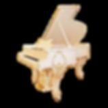 Steinway & Sons Louis XV рояль рококо Лю