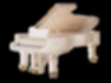 Концертный белый рояль Фациоли FAZIOLI самый б