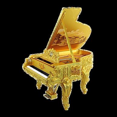 Рококо-рояль «Золотой Людовик» (фото)