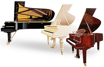 Рояли — марки, модели, цены