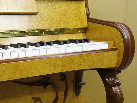 Немецкое фортепиано пианино фото