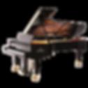 Концертный рояль Seiler 242 или 278 см германского производства класса премиум (фото)