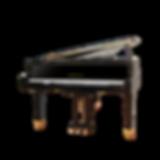 Johannes Seiler черный классический кабинетный рояль недорого, Иоганнес Зайлер, фото