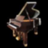 Стейнвей М-170 коричневый кабинетный рояль (орех), фото