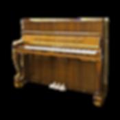 Белое немецкое фортепиано August Förster высотой 116, 125, 134 см (фото)