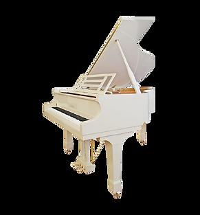 Продается белый мини рояль Блютнер Blüthner длиной 150 см (фото)