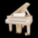 Petrof Петроф белый кабинетный чешский рояль (фото)