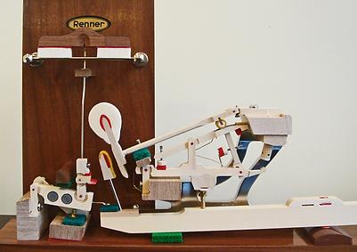 Механизм Renner двойной репетиции рояля (фото)