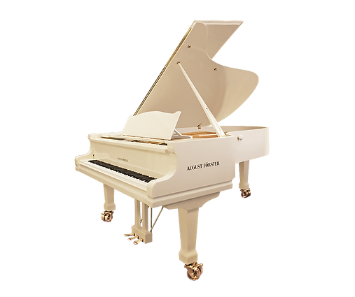 Концертный малый рояль August Forster 215 (фото)
