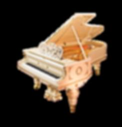 Bluthner Блютнер салонный малый концертный немецкий рояль (фото)
