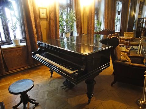 Рояль Бехштейн композитора Александра Скрябина (фото)