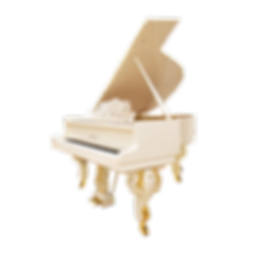 Рояль дизайна рококо «Помпадур» (фото)