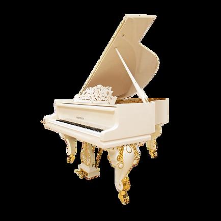 Рококо-рояль красивого дизайна «Маркиза де Помпадур» (фото)
