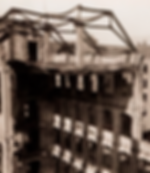 Развалины фабрики Бехштейн в 1945 году (фото)