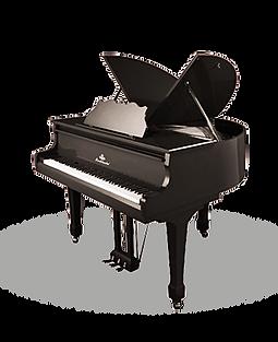 Черный мини-рояль Мендельсон Бабочка (фото)