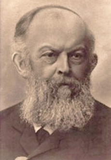 Август Фридрих Ферстер, основатель (фото)