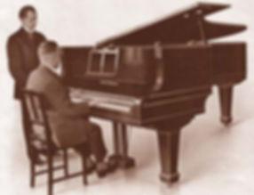 Четвертитоновый рояль Аугуст Фёрстер, 1923 (фото)